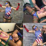 Primal's Darkside Superheroine – American Avenger – Power Siphon HD 2015