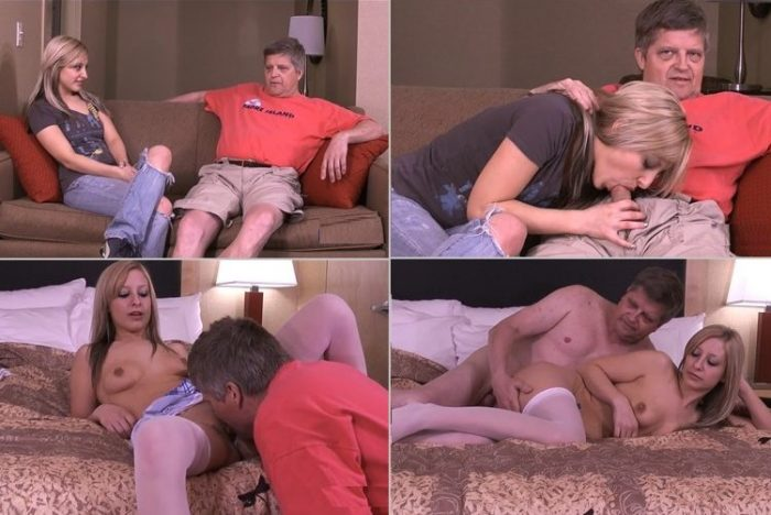 aincest - 0631 Incest Old father banged cute young Daughter