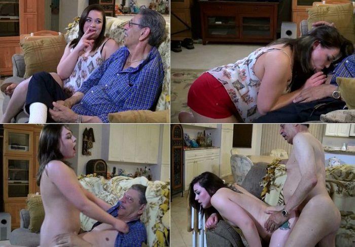 aincest - 1466 Taboo Diaries - Anna Wants Her Grandpa