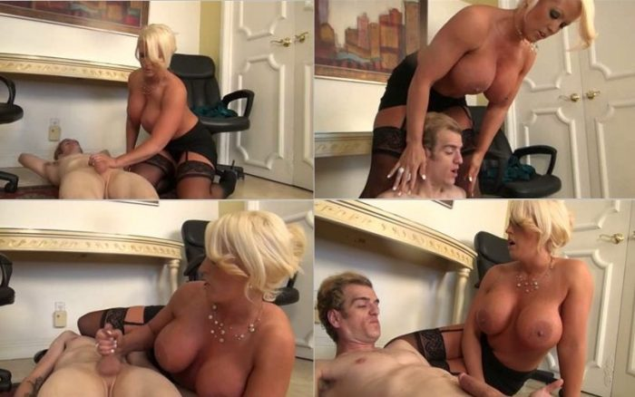 aincest - 1660 Stunning Mother make perfect handjob her young Son