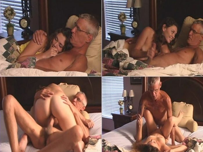 aincest - 1665 Pussy pumping and hot sex scene with Daughter that loves incest