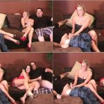 Alexis Jerks The Best Making Taylors Man A Mess HD