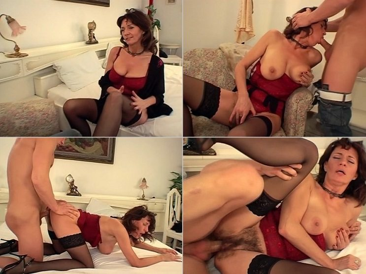 aincest - 2386 Beauty Mommy Want to fuck with Son