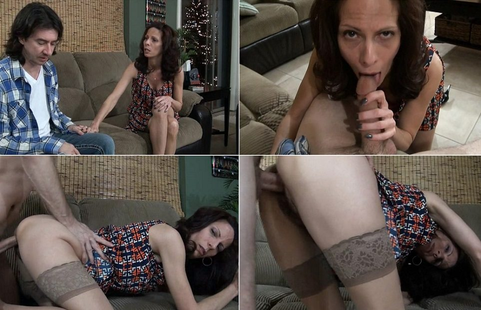 Curvylicious Milf Got Blackmailed And Fucked By Her Son's Friend