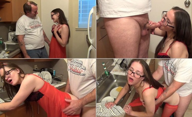 aincest - 2471 Uncle Dave Gaped Me with My First Anal Creampie