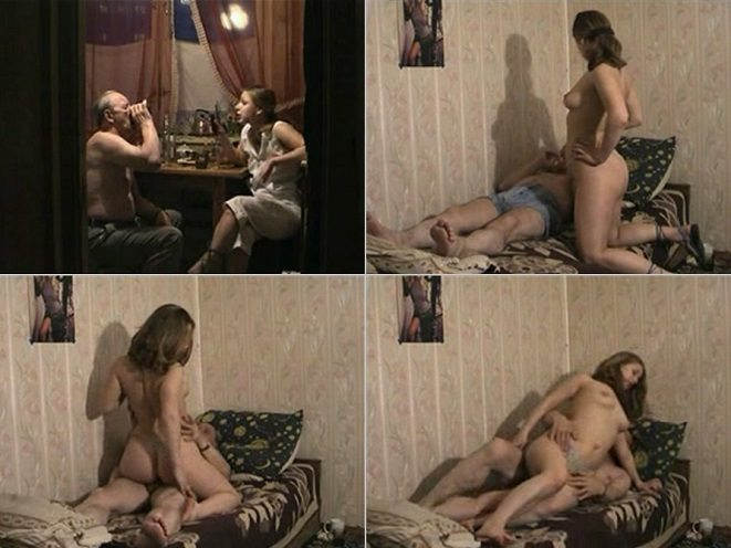 aincest - 2654 Drunk Daddy fucks cute Daughter at home
