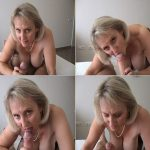 Son-In-Law P.O.V Deep Throat Blow Job SD