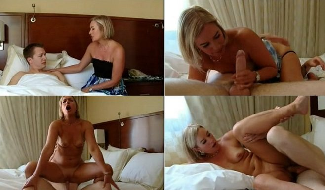 aincest - 2945 First sex experience with hot Mommy