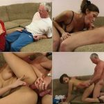 Old Daddy like fucks sweet Daughter SD
