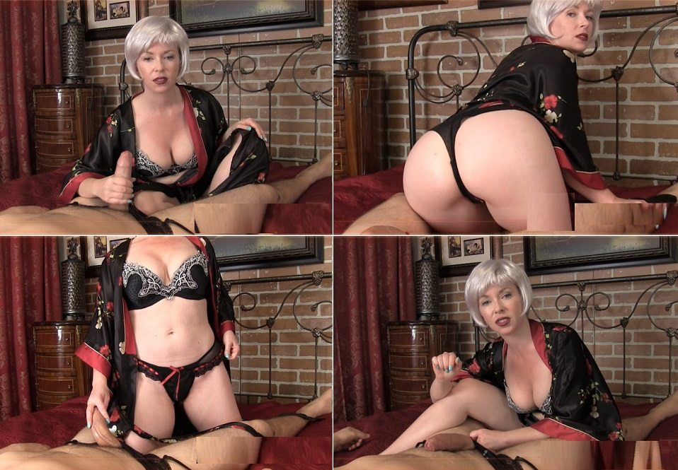 aincest - 3151 Mistress T Mommys Sissy Panty Thief.mp4