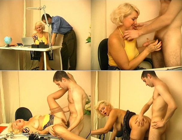 aincest - 3219 Hot Mommy fucks with Son at work