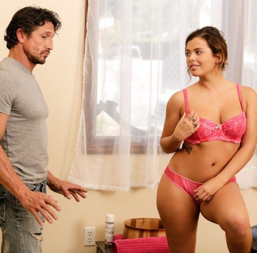 aincest - 3332 Keisha Grey Supportive Stepdad Part One