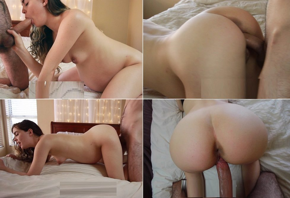 aincest - 4279 Pregnant Sister Doggy with Creampie.mov