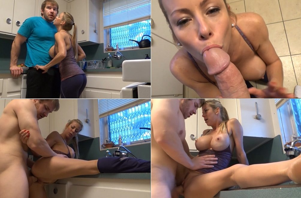 aincest - 4379 Alexis Fawx The Mother son experience