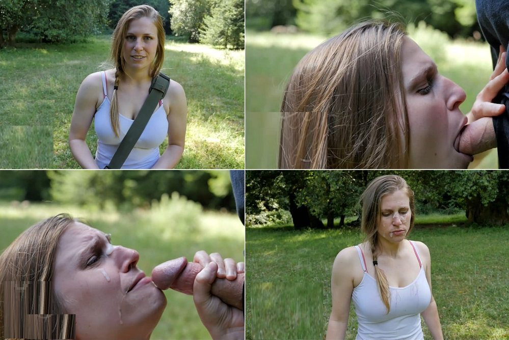 aincest - 4897 Outdoor Blowjob For Water.mp4
