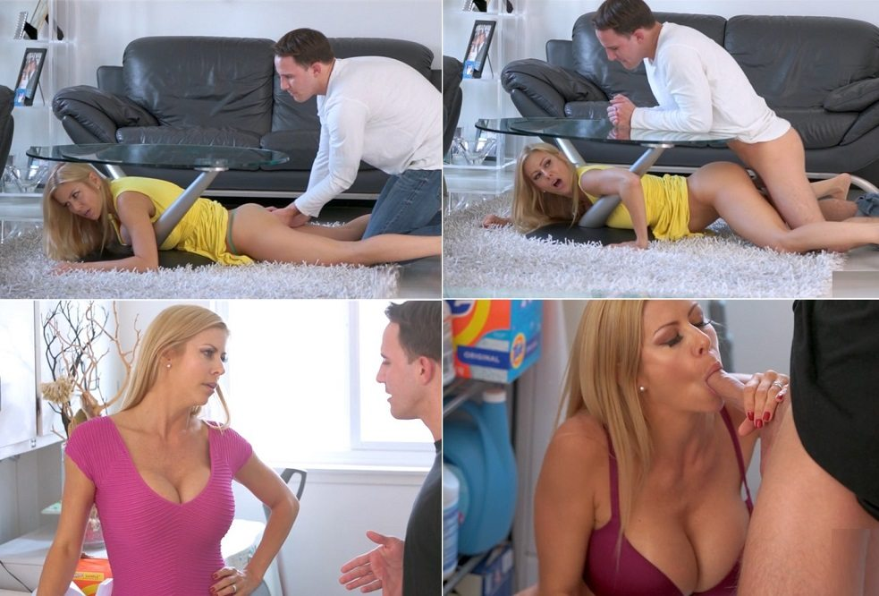 aincest - 5063 Alexis Fawx No Time For Fuckery
