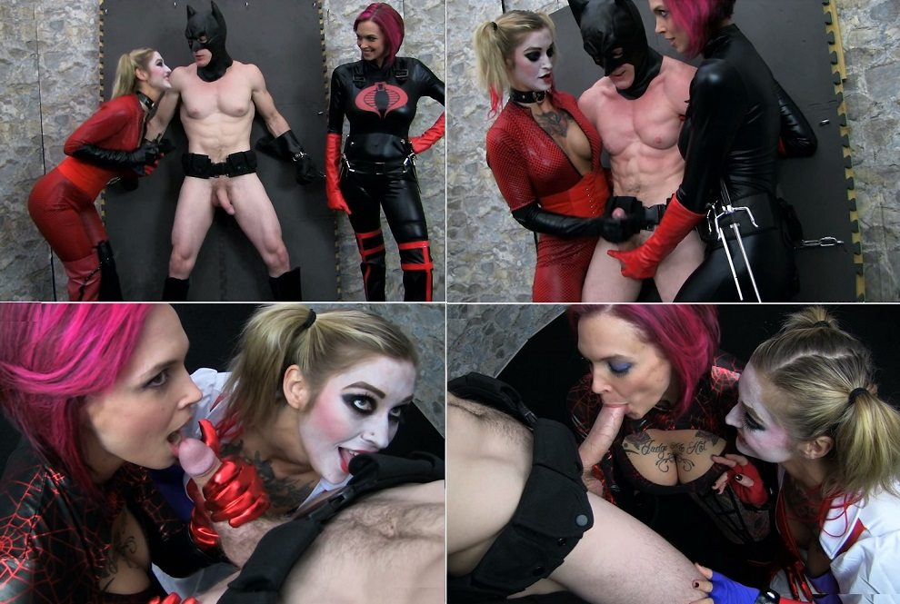 aincest - 5098 Batman Milked and Executed