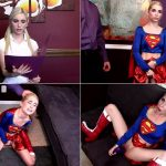 Primal's SUPERHEROINE SHAME – Piper Perri – Super Girl – Back to School SD (clips4sale.com/2016)