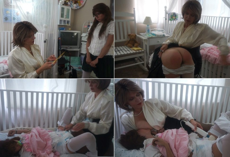 aincest - 5284 Domination For Your Own Good.wmv