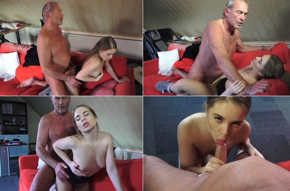 aincest - 5317 Young Daughter love sex with old Daddy1