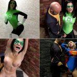 Primal's Darkside Superheroine – Black Adams Vengeance – The Fall of Supergirl & Green Lantern XXX HD (720p/2016)