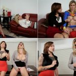 Cory's Super Heroine Adventures – Harlow Harrison in Manipulative Compulsion FullHD (1080p/clips4sale.com/2016)