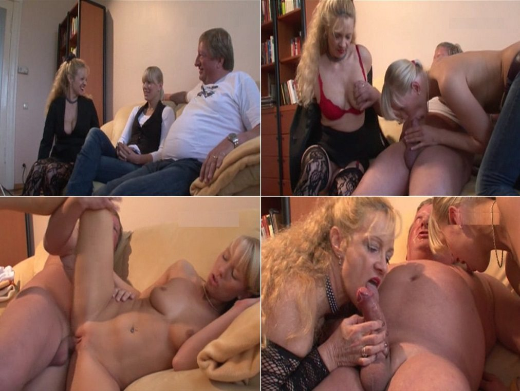 Cock love old too woman