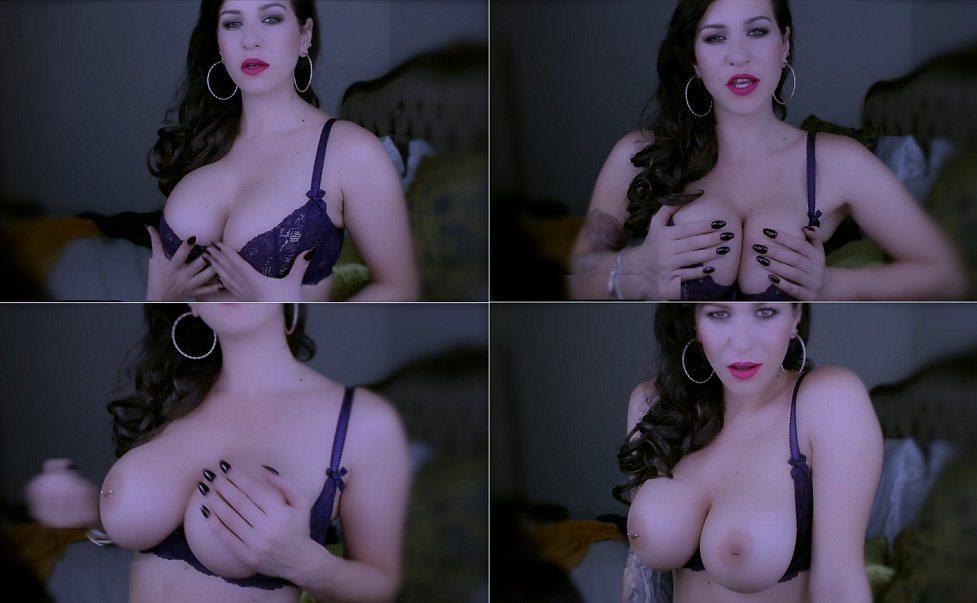 Goddess Madam Violet – Big Tits Worship – Tit Trance Obsession FullHD  (1080p/2017)