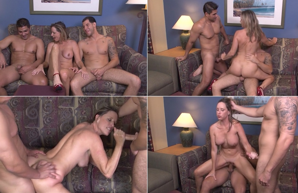 Step Mom Fucks Step Son Real