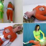 Primal's SUPERHEROINE SHAME –  Jasmine Wolff – Iron Hawk's Fatal Encounter with Radioactive Girl HD (720p/clips4sale.com/2016)