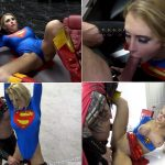 Primal's Darkside Superheroine – Alix Lynx – Supergirl Falls to the God of War SD (clips4sale.com/2017)