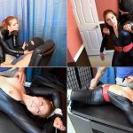 Primal's SUPERHEROINE SHAME – Black Widow – Defeated and Disgraced HD (720p/clips4sale.com/2014)