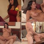 Reagan Foxx – A Mommy Fixation 4 – Son cant resist when saw big tits Mother FullHD (Forbidden Fruit Films/1080p/2017)