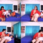 Penny Barber – Spanking From Mommie Gets Him Hard FullHD (1080p/2017)