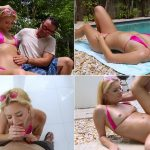 Riley Star – Summer Seduction Outdoor fuck Sister with Brother SD (FamilyStrokes/2017)