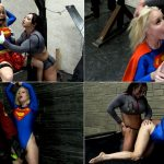 Primal's Darkside Superheroine – Supergirl: Interrogated and Broken HD (1080p/clips4sale.com/2017)