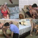 Sally D Angelo – Caught Fucking My Virgin Son  HD (720p/clips4sale.com/2017)