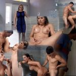 Jerky Wives – Cory Chase, Bruce Canon – Shower and Creampie for Mommie SD (clips4sale.com/2015)