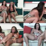Goldie Brair, Christina Carter – Mother And Aunt Tease SD (clips4sale.com/2016)
