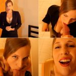 Xev Bellringer – Your Slutty Stepmother Swallows HD (720/clips4sale.com/2017)