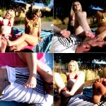 Primal's FOOTJOBS Khloe Kapri & Lily Rader – Dominate The Pool Boy Foot Job humiliation and smothering HD [720p/clips4sale.com/2018]