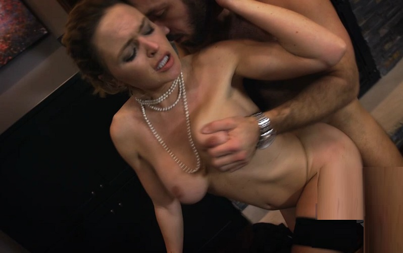 Mother feels sons small cock