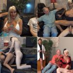 Taboo-Fantasy – Sally D'angelo – Family Album – Four Best Incest Scene with Mom, Son and Daddy HD