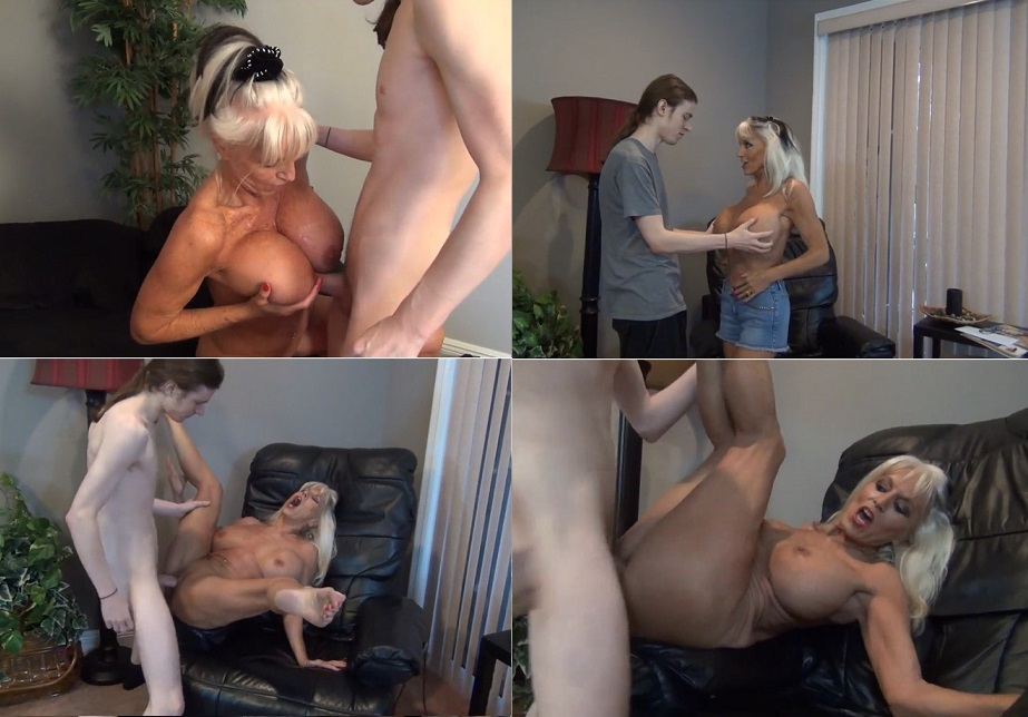 With her daddy sally gets dicked down 5