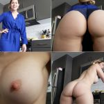 Ashley Albans Fetish Fun – Fooling Around with Step-Mom – Ass Shaking, Dirty Talk FullHD 2017