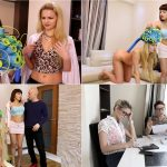 Liza K. Fetishes – Compilation Scientific Transformation – forced stripping, Control Brain, Male Domination part 2 FullHD
