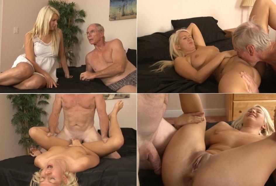 Sexy nude huge dildo