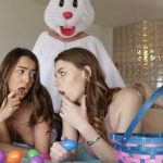 Alex Blake, Lily Adams, Lucas Frost – Creampie Surprise – Brother, Two Sister`s Threesome Incest Porn SD 2018