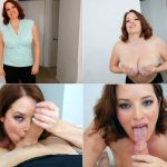 Manyvids – Maggie Green – Mom gives you a birthday blowjob FullHD mp4 [American / USA/1080p/Apr 27 2017]