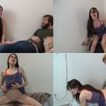 A Taboo Fantasy – The Sperm Diet – Brother cum in Sister`s mouth HD mp4